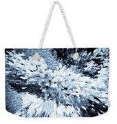 Crystal Flowers Weekender Tote Bag