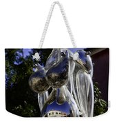 Crystal Lady Weekender Tote Bag