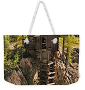 Crystal Mill 6 Weekender Tote Bag