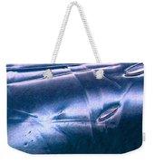 Crystalline Entity Panel 1 Weekender Tote Bag