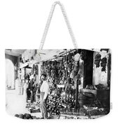 Cuba Fruit Vendor C1910 Weekender Tote Bag