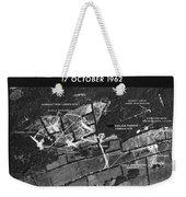 Cuban Missile Crisis, 1962 Weekender Tote Bag