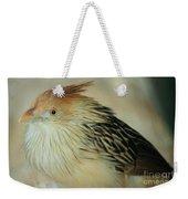Cuckoo Bird Weekender Tote Bag