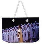 Spectacular Aida Weekender Tote Bag