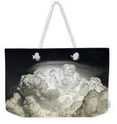 Cumulus Congestus Cloud With Pileus Weekender Tote Bag