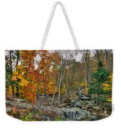 Cunningham Falls Viewing Platforms Weekender Tote Bag