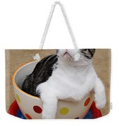 Cup O Tilly 2 Weekender Tote Bag