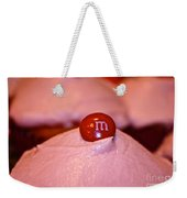 Cupcake Candy Connection Weekender Tote Bag
