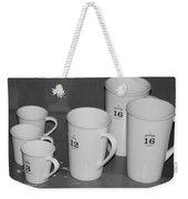 Cups Weekender Tote Bag