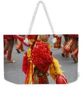 Curious Carnival Child Weekender Tote Bag