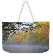 Current River Fall 44r Weekender Tote Bag