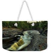 Current River Falls Weekender Tote Bag