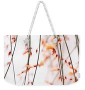 Curtain Weekender Tote Bag