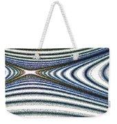 Curve Art Weekender Tote Bag