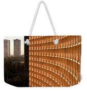 Curved Balconies Weekender Tote Bag