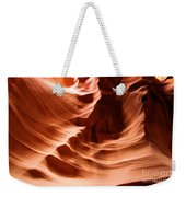 Curves In The Canyon Weekender Tote Bag