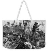 Custers Last Fight Weekender Tote Bag
