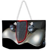 Custom Car Weekender Tote Bag