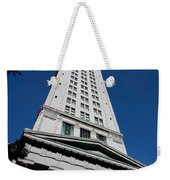 Custom House Boston Weekender Tote Bag