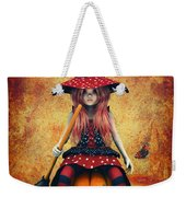 Cutest Little Witch Weekender Tote Bag