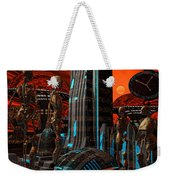 Cyber Innovation Weekender Tote Bag