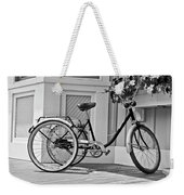 Cycle Weekender Tote Bag