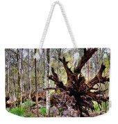 Cypress Roots Weekender Tote Bag