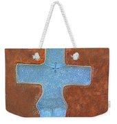 Cyprus Idol Of Pomos Weekender Tote Bag by Augusta Stylianou