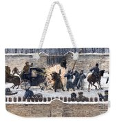 Czars Assassination, 1881 Weekender Tote Bag