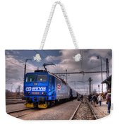 Czech Express Weekender Tote Bag