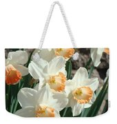 Daffodil Flowers Art Prints Spring Floral Weekender Tote Bag