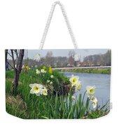 Daffodils In Holland 01 Weekender Tote Bag