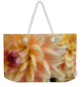 Dahlia Delight 2 Weekender Tote Bag