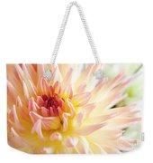 Dahlia Flower 01 Weekender Tote Bag