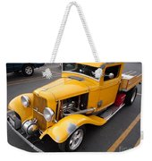 Daily Driver Weekender Tote Bag by Customikes Fun Photography and Film Aka K Mikael Wallin