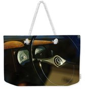 Daimler Steering Wheel Weekender Tote Bag