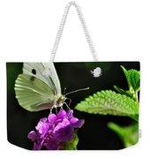 Dainty Butterfly 2 Weekender Tote Bag