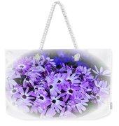 Daisy Garden Vignette Weekender Tote Bag