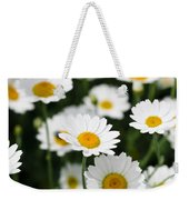 Daisy In A Field Weekender Tote Bag