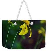 Daisy Profile Weekender Tote Bag