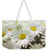 Daisy Summer Garden Weekender Tote Bag