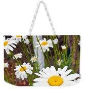 Daisy Visitor Weekender Tote Bag