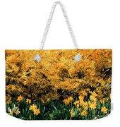 Dali Spring 1 Weekender Tote Bag