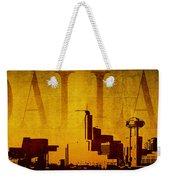 Dallas Weekender Tote Bag