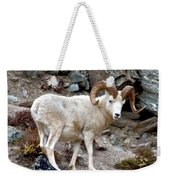 Dall's Sheep Weekender Tote Bag