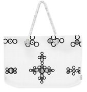 Daltons Symbols Weekender Tote Bag