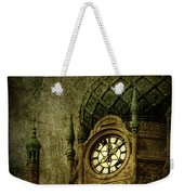 Damaged Charisma Weekender Tote Bag by Andrew Paranavitana