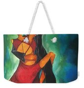 Dance Me To The End Of Love Weekender Tote Bag