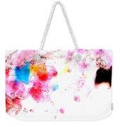 Dance Of Colors Weekender Tote Bag