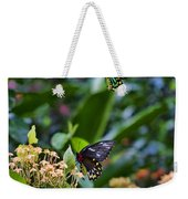Dance Of The Butterflies Weekender Tote Bag